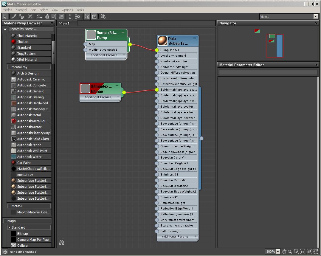 Slate Material Editor