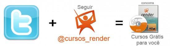 Promoção Twitter Curso SolidWorks 2010 Animação