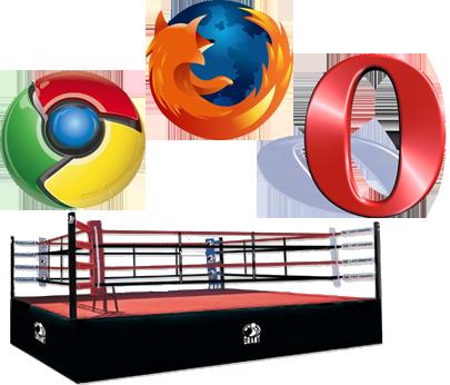 Batalha dos Browsers 01