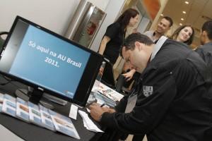 Render Na Autodesk University Brasil 2011 - 04