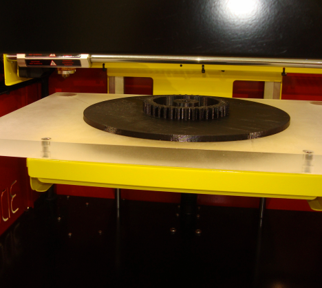 Abastecendo a Impressora 3D com o Filamento