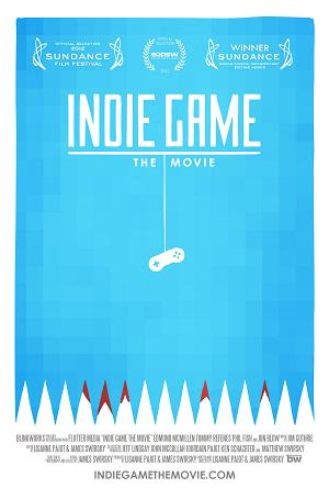Pôster do documentário Indie Game: The Movie