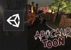 Capa Curso - Unity 4.6 Desenvolvimento de Jogos estilo Top-Down Shooter