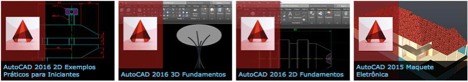 Lista Cursos AutoCAD 1