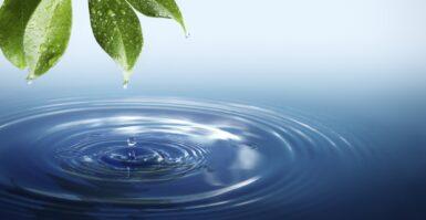 Cientistas descobrem duas formas de água líquida
