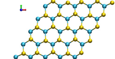 Cientistas descobrem fônons quirais em um cristal 2D semicondutor