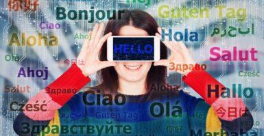 Cursos com legendas em outros idiomas