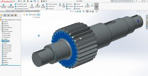Dicas do SolidWorks – Como manter modelos 3D na tela com opções de rotação