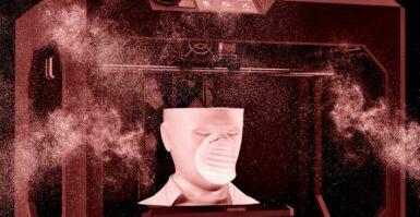 Você deve se preocupar com fumaça de impressão 3D?