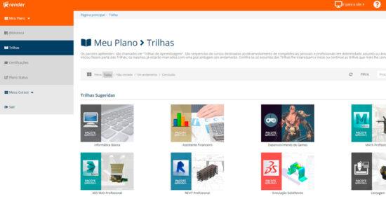 TRILHAS DE APRENDIZAGEM NO PLANO DE ASSINATURA ANUAL