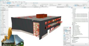 Softwares CAD: ArchiCAD x AutoCAD