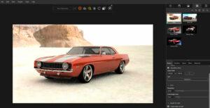 Tutorial SOLIDWORKS Visualize – Usando câmera 360 para criar HDRs