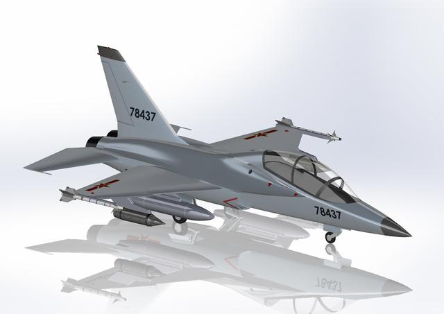 desenho de avião de caça