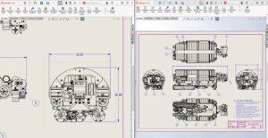 Novidades no SOLIDWORKS 2021: Modo de detalhamento e desempenho de desenho