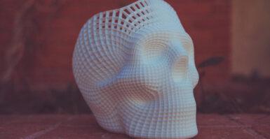Qual é o padrão de preenchimento mais forte na impressão 3D?