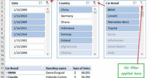 Read more about the article Slicer no Excel – A melhor maneira de filtrar seus dados