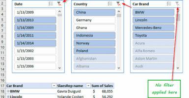 Slicer no Excel – A melhor maneira de filtrar seus dados