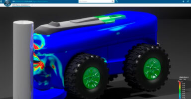 SIMULIA trabalha na plataforma 3DEXPERIENCE – SOLIDWORKS