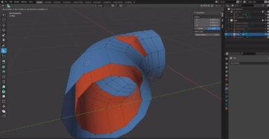 Tutorial: Modificador Solidify no Blender