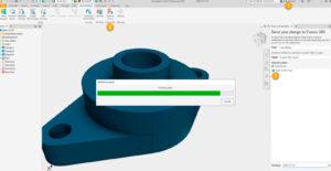 Read more about the article Novidades do Autodesk Inventor 2022: Enviar para Fusion 360