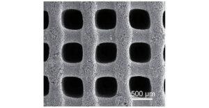 Supercapacitor impresso em 3D para exploração espacial
