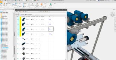 O que há de novo no Autodesk Inventor 2022: Propriedades da instância