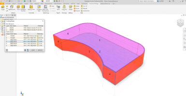 Nova versão lançada – Woodwork para Inventor V12