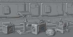Read more about the article Blender: modelos Hard Surface gratuitos