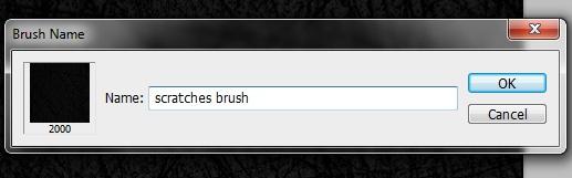Como criar um pincel Scratches no Photoshop