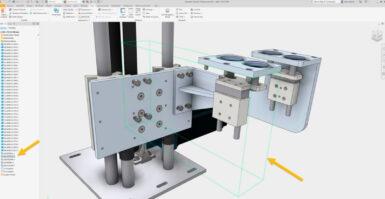 Atualização do Autodesk Inventor para 2022.1