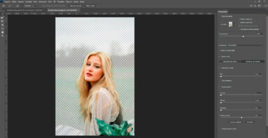 Photoshop 2021 – Faça recortes em apenas 2 cliques