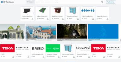 SketchUp 3D Warehouse – Tudo o que você precisa saber