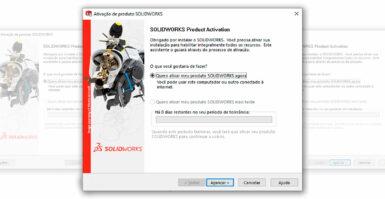 TUTORIAL SolidWorks: Guia de ativação/desativação